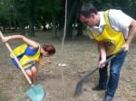 ЛК Варна отбеляза една година от трагичните събития в кв. Аспарухово